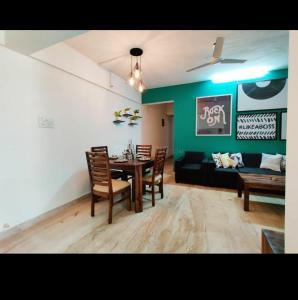 Living Room Image of PG 4441901 Andheri West in Andheri West