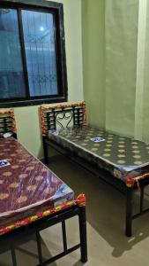 Bedroom Image of Sai Interpricess PG in Ghansoli
