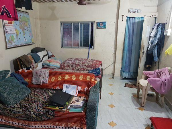 Living Room Image of 450 Sq.ft 1 BHK Independent House for buy in Dahisar East for 1550000