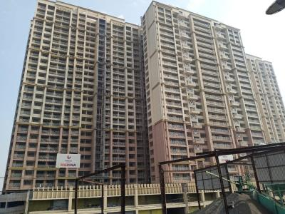 Gallery Cover Image of 1000 Sq.ft 2 BHK Apartment for buy in Paradise Sai World City, Panvel for 12800000