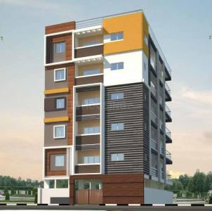 Gallery Cover Image of 1300 Sq.ft 3 BHK Apartment for buy in Suvedha Elegant, Banashankari for 7500000