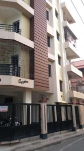 Gallery Cover Image of 980 Sq.ft 2 BHK Independent Floor for rent in Dhakuria for 25000