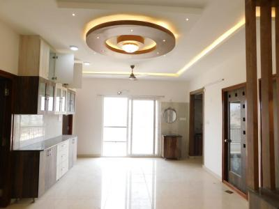 Gallery Cover Image of 1650 Sq.ft 3 BHK Apartment for buy in Gopanapalli for 11500000