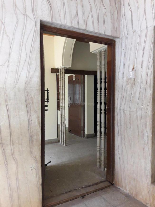 Main Entrance Image of 850 Sq.ft 2 BHK Independent Floor for rent in Jalahalli for 9000