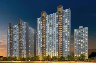 Building Image of 811 Sq.ft 2 BHK Apartment for buy in Godrej Green Glades, Jagatpur for 4711000