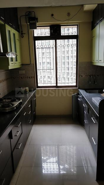 Kitchen Image of 1450 Sq.ft 3 BHK Apartment for buy in Thane West for 15500000