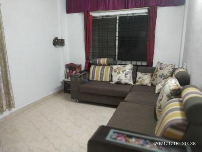 Gallery Cover Image of 580 Sq.ft 1 BHK Apartment for buy in Wadhwani Mayureshwar Sai Nisarg Park, Pimple Saudagar for 4200000