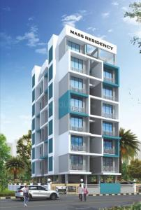 Gallery Cover Image of 625 Sq.ft 1 BHK Apartment for buy in Mass Residency, Kamothe for 4375000