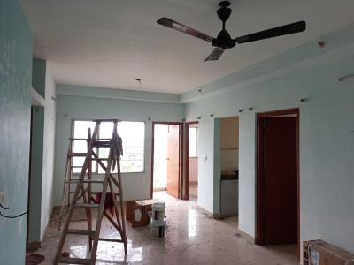 Gallery Cover Image of 1164 Sq.ft 3 BHK Apartment for rent in Retreat at Godrej Prakriti, Sodepur for 18000