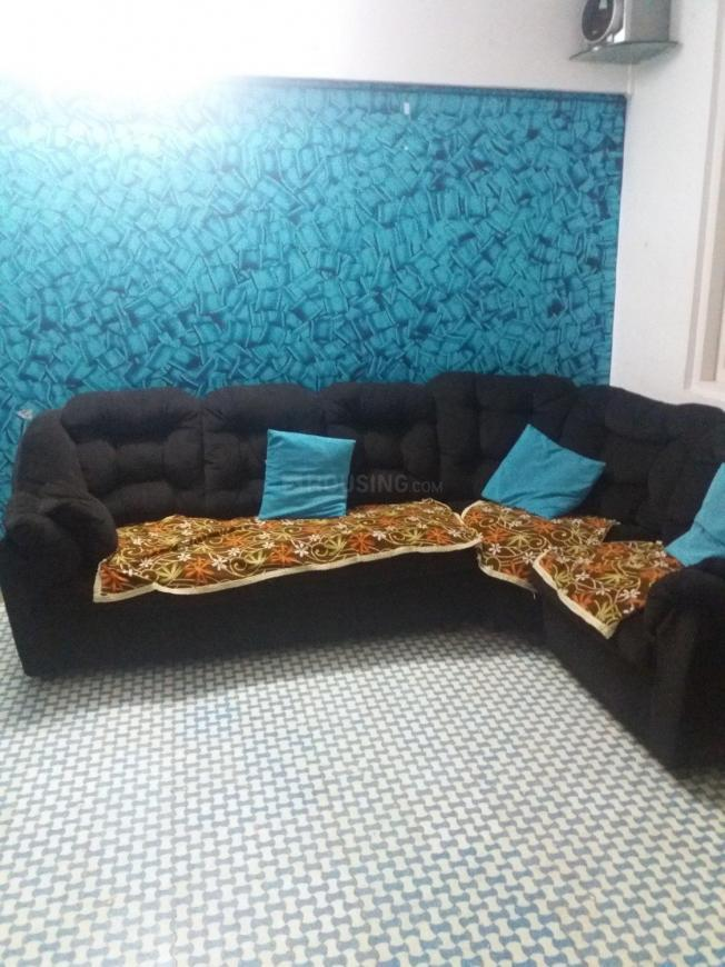 Living Room Image of 675 Sq.ft 1.5 BHK Apartment for rent in Dombivli East for 12000