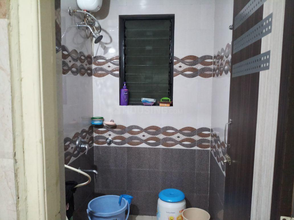 Common Bathroom Image of 1300 Sq.ft 3 BHK Apartment for rent in Viman Nagar for 45000