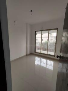 Gallery Cover Image of 606 Sq.ft 1 BHK Apartment for buy in Gajanan Icon, Vitthalwadi for 3500000