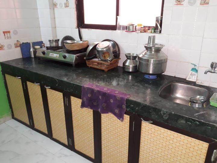 Kitchen Image of 400 Sq.ft 1 BHK Apartment for rent in Dombivli East for 6000