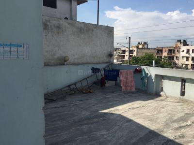 Terrace Image of PG 5453189 Patel Nagar in Patel Nagar