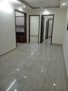 Gallery Cover Image of 1585 Sq.ft 3 BHK Independent Floor for rent in Chhattarpur for 23500