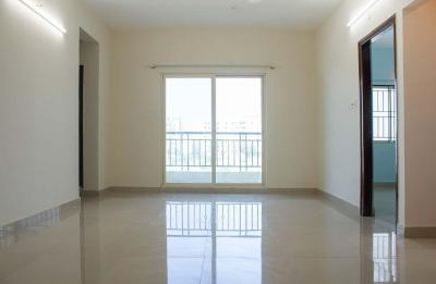 Gallery Cover Image of 800 Sq.ft 2 BHK Apartment for rent in R.K. Hegde Nagar for 14600