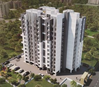 Gallery Cover Image of 470 Sq.ft 1 RK Apartment for buy in Chikhali for 2036000