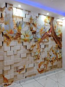 Gallery Cover Image of 540 Sq.ft 2 BHK Independent Floor for buy in Dwarka Mor for 2500000