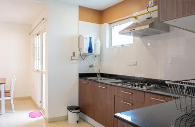 Kitchen Image of 2bhk (ta-1001) In Golf Edge in Gachibowli