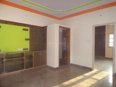 Gallery Cover Image of 680 Sq.ft 2 BHK Independent Floor for rent in Hosakerehalli for 15000