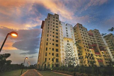 Gallery Cover Image of 1200 Sq.ft 2 BHK Apartment for buy in Rajarhat for 7500000