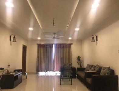 Gallery Cover Image of 3500 Sq.ft 4 BHK Apartment for rent in RK Queens Court, Kalyani Nagar for 100000