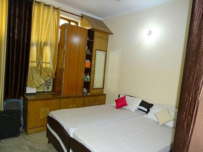 Bedroom Image of Shree Durga PG in Sector 49