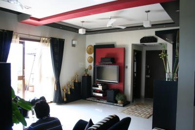 Gallery Cover Image of 2100 Sq.ft 3 BHK Apartment for buy in Koregaon Park for 27500000