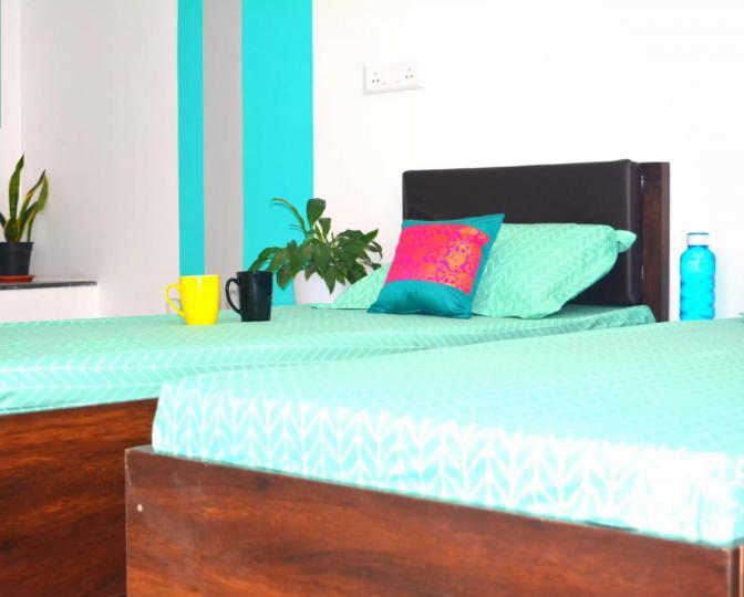 Bedroom Image of Moraz Living in Kharadi