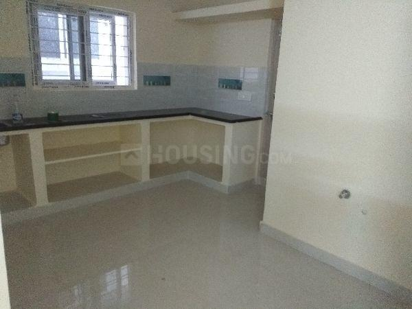 Kitchen Image of 1100 Sq.ft 2 BHK Independent Floor for rent in Kondakal for 15000