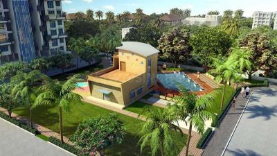Gallery Cover Image of 1237 Sq.ft 3 BHK Apartment for buy in Dhanori for 7310000