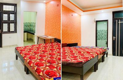 Gallery Cover Image of 200 Sq.ft 1 RK Independent House for rent in Mahipalpur for 10500