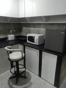 Kitchen Image of The Shimmer Accomodations in Lajpat Nagar