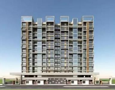 Gallery Cover Image of 1640 Sq.ft 3 BHK Apartment for buy in Today Grande Vista, Ulwe for 12500000