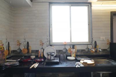 Kitchen Image of Oyo Life Pun533 Near Laxmi Chowk Hinjewadi Ph 1 in Hinjewadi
