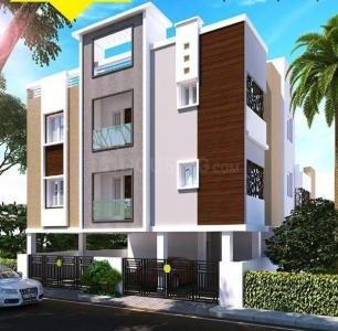 Gallery Cover Image of 1166 Sq.ft 3 BHK Apartment for buy in  South kolathur for 6296400