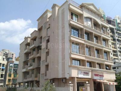 Gallery Cover Image of 580 Sq.ft 1 BHK Apartment for buy in Kharghar for 4200000