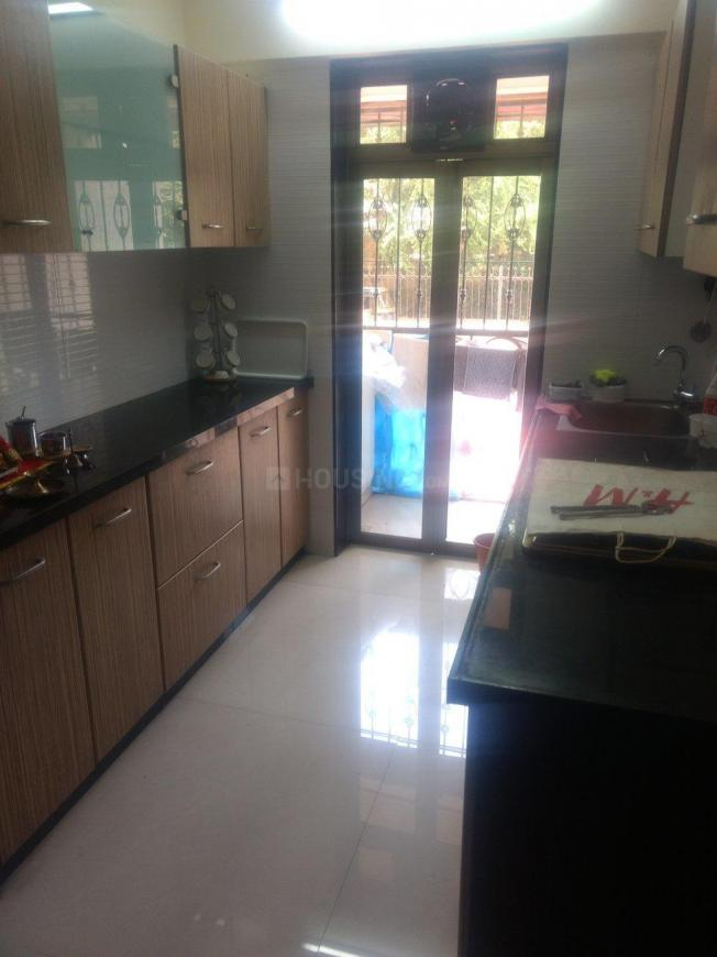 Kitchen Image of 1050 Sq.ft 2 BHK Apartment for rent in Andheri East for 53000