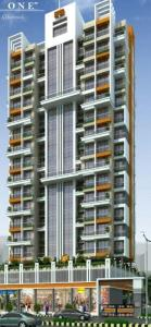 Gallery Cover Image of 800 Sq.ft 2 BHK Apartment for buy in City Century One, Ghansoli for 9500000