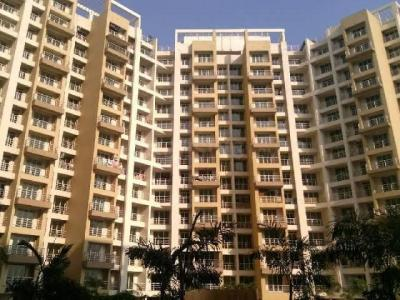 Gallery Cover Image of 695 Sq.ft 1 BHK Apartment for buy in Gajra Bhoomi Gardenia, Kalamboli for 5300000