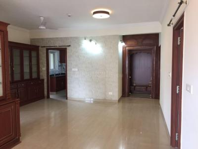 Gallery Cover Image of 2400 Sq.ft 3 BHK Apartment for rent in Adarsh Palm Retreat Daffodils, Bellandur for 55000