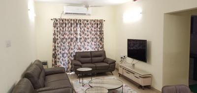 Gallery Cover Image of 1700 Sq.ft 3 BHK Apartment for rent in Kon for 32000