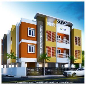 Gallery Cover Image of 1008 Sq.ft 2 BHK Apartment for buy in Tambaram Sanatoruim for 6552000