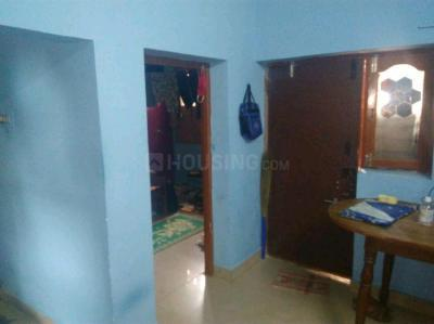 Gallery Cover Image of 600 Sq.ft 1 BHK Independent House for rent in Domlur Layout for 10000