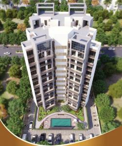 Gallery Cover Image of 1055 Sq.ft 2 BHK Apartment for buy in Ulwe for 9000000