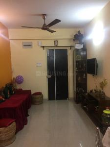 Gallery Cover Image of 910 Sq.ft 1 BHK Apartment for rent in Garia for 10000