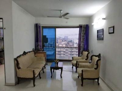 Gallery Cover Image of 1100 Sq.ft 2 BHK Apartment for rent in Santacruz East for 48000