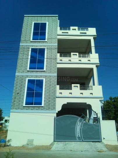 Building Image of 1100 Sq.ft 2 BHK Apartment for rent in Balapur for 8500