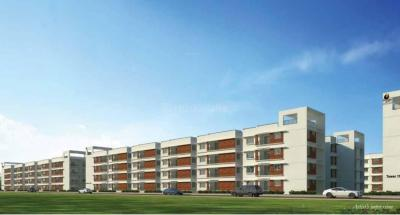 Gallery Cover Image of 605 Sq.ft 1 BHK Apartment for buy in Prestige Courtyards, Sholinganallur for 3150000