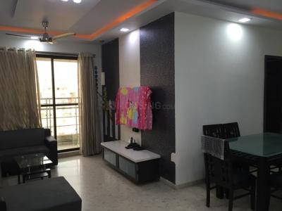 Gallery Cover Image of 1550 Sq.ft 3 BHK Apartment for rent in Akshar Sai Radiance, Belapur CBD for 70000